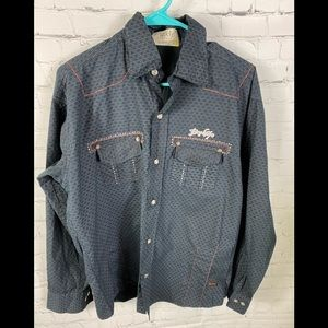 Pickle Casuals Western Style Shirt